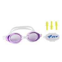 Bộ Kính Bơi View V610 Và Nút Bơi Nhét Tai EP405 - Hàng Chính Hãng