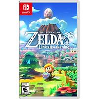 Đĩa Game The Legend of Zelda Link's Awakening Máy Nintendo Switch - Hàng Nhập Khẩu