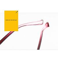 New Camellia Polarized Fashion Sunglasses Simple Big Frame Women Sunglasses
