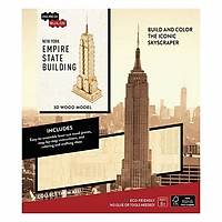 Incredibuilds: New York: Empire State Building