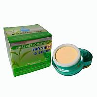 Kem mụn - Thâm - Mờ sẹo  13g  -  Nhật Việt Trà xanh