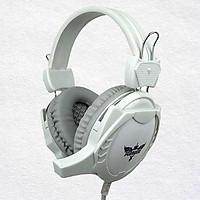 Tai nghe chụp tai H8 có mic đàm thoại jack 3.5 ( dùng tốt cho điện thoại và máy tính )