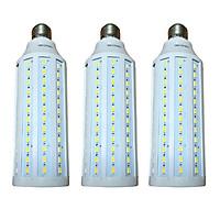 Bộ 3 bóng đèn led bắp ngô 30w siêu sáng tiết kiệm điện hàng chính hãng.