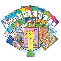 Bút Chấm Đọc Tot-Talk 2 - Giai Đoạn Vàng (Bé 4 - 6 tuổi) - P02