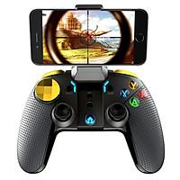 Tay cầm chơi game cho PC, Android, iPhone, iPad Bluetooth không dây Ipega PG-9118( chơi trực tiếp từ Appstore Ios) - Hàng Chính Hãng