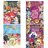 Combo 4 cuốn Tuyển tập Lớp Học Mật Ngữ bản đặc biệt ( Vol 1-2-3-4 )