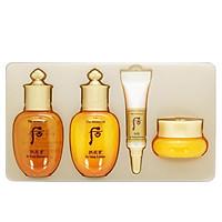 Bộ Chống Lão Hóa Vàng Whoo GongJinHyang Special Gift Set 4pcs