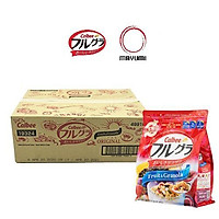 Thùng 6 gói Ngũ cốc trái cây Calbee 482gram Nhật Bản