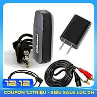 Bộ USB thu bluetooth Music Receiver cho dàn amly ra loa