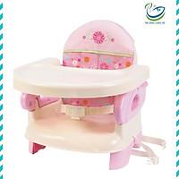 GHẾ ĂN SUMMER INFANT DELUXE CONFORT FOLDING BOOSTER SEAT - MỸ MẦU HỒNG