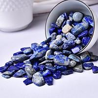 Vụn đá Lapis thanh tẩy trong Tarot, Reiki, thiền định, phong thủy