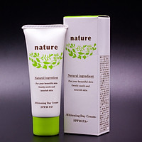 Kem dưỡng và làm trắng da ban ngày Nhật Bản Naris Nature Whitening Day Cream SPF20/PA+ (40g) – Hàng Chính Hãng
