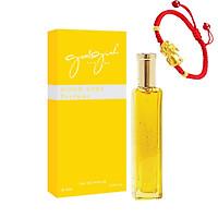 Nước Hoa Nữ Charme Good Girl Perfume 20ml Màu Vàng My Love, Tặng Kèm Vòng Tay May Mắn