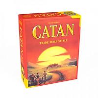 Boardgame chiến thuật thẻ bài hấp dẫn The Settlers of Catan