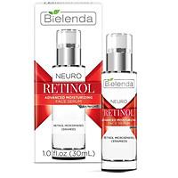 Tinh chất chống lão hóa Bielenda Neuro Retinol Advanced Moisturizing Face Serum 30ml (Bill Anh)