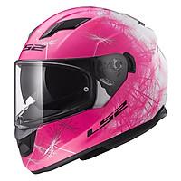 Mũ Bảo Hiểm Fullface LS2 FF320 Stream Evo Wind Fluo Pink