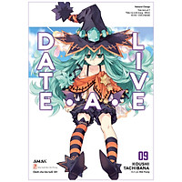 Date A Live 9 - Natsumi Change