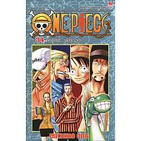 One Piece Tập 34: Thủ Đô Nước - Water Seven (Bìa Rời) (Tái Bản 2020)