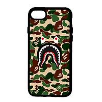 Ốp lưng dành cho Iphone 7 B.A.P.E Bộ Đội -Hàng Chính Hãng