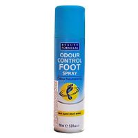 Xịt khử mùi chân Beauty Formulas dạng chai 150ml
