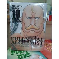 Fullmetal Alchemist - Cang giả kim thuật sư - Tập 10