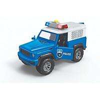Đồ chơi mô hình VECTO Xe Jeep cảnh sát 666-25P