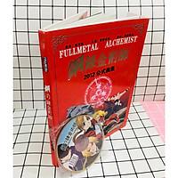 Abum ảnh Photobook Fullmetal Alchemist