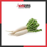 HCM - Củ cải trắng hữu cơ 500g - Biongon - Giao nhanh