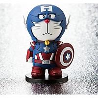 Mô hình Doraemon Cos Captain