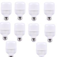 Bộ 10 bóng led trụ 13W siêu tiết kiệm , siêu sáng , tiện lợi cho mọi gia đình ( ánh sáng trắng )
