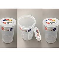 Bộ 3 hộp đựng thực phẩm bằng nhựa PP an toàn sức khỏe 540mL - Hàng Nhật nội địa
