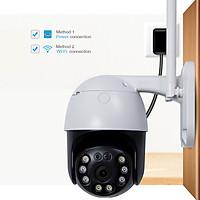 Camera ip Wifi Ngoài Trời 3.0Mp CareCam CC8031 - 3.0Mpx (2304x1296P) New 2020 - Hàng nhập khẩu