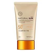 Kem Chống Nắng The Face Shop Natural Sun Eco Power Long Lasting Sun Cream SPF50+ PA+++ 50ml