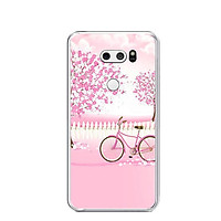 Ốp lưng dẻo cho điện thoại LG V30 - 0388 BICYCLE03 - Hàng Chính Hãng