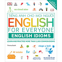 English For Everyone - English Idioms