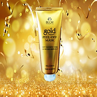 MẶT NẠ GEL NANO VÀNG 24K (BEOR GOLD PEEL-OFF DEEP CLEANSING MASK PACK)