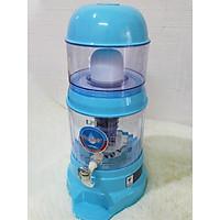 Bình lọc nước gia đình cao cấp Freshet Hàn Quốc chính hãng màu xanh nước biển 16 lít