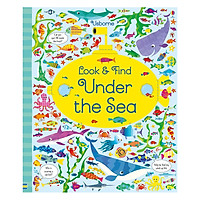 Usborne Look And Find: Under The Sea