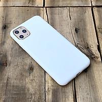 Ốp lưng dẻo trắng dành cho iPhone 11 Pro