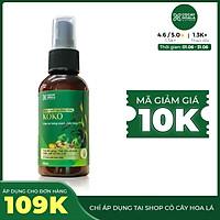 Tinh chất dưỡng tóc KOKO Cocayhoala - Ngăn rụng tóc - Kích thích mọc tóc - Giúp tóc mềm mượt - 100ml