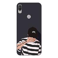 Ốp lưng điện thoại Asus Zenfone Max Pro M1 hình Anh Chàng Cá Tính