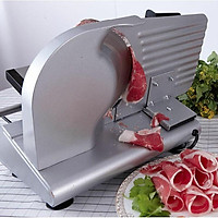 Máy thái thịt cắt lát rau củ quả đa năng cho gia đình công suất 200w điện 220V