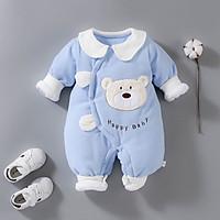 Đồ sơ sinh mùa đông, quần áo ấm cho bé sơ sinh sơ sinh