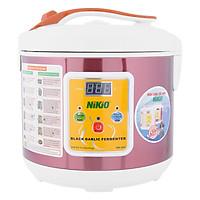 Nồi làm tỏi đen Nikio NK-695 (5L) - Hàng Chính Hãng