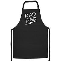 Tạp Dề Làm Bếp In Hình Funny Dad Gifts From Kids Rad Dad Sweatshirt