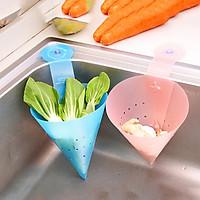 Combo 2 Phễu Nhựa Lọc Rác Thông Minh Cho Bồn Rửa Chén
