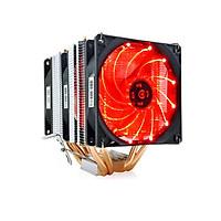 Quạt tản nhiệt CPU 3 Fan 4 ống đồng Snowman
