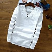 Áo nam thu đông,phong cách Hàn Quốc,trẻ trung năng động,full size đến 85kg - Mã SP3