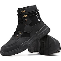 [Giày sneaker nam] Sneakers cổ cao nam, Giày sneaker nam mới, Giày sneaker HOT 2019, Giày phượt, Giày sneaker nam đẹp
