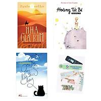 Combo Nhà giả kim + Chuyện con mèo dạy hải âu bay + Hoàng Tử bé - Tặng kèm bookmark PĐ